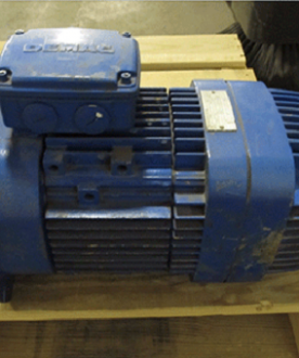DEMAG 2 Speed Hoist Motor