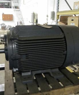 Siemens 100HP AC Motor